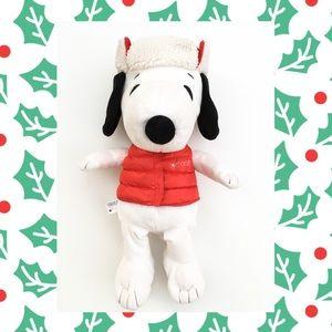 Peanuts Snoopy Holiday Christmas Macys 2015 Plush